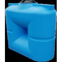 Квадратная емкость для воды на 1000 литров