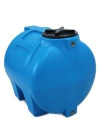 Горизонтальная бочка для воды на 150 литров