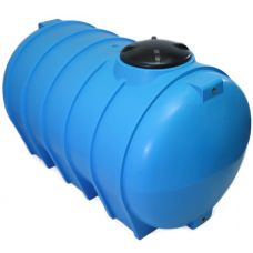 Горизонтальный бак для воды на 2000 литров