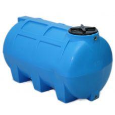 Горизонтальная емкость для воды на 250 литров