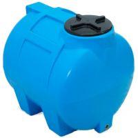 Горизонтальная емкость для воды на 350 литров