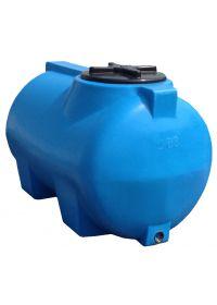 Горизонтальная емкость для воды на 85 литров