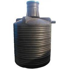 Пластиковая выгребные яма на 5000 литров